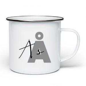 Ås koppen - Unike kopper med ditt stedsnavn - Ztili.no