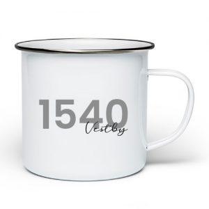 Vestby koppen med postnummer - Unike kopper med identitet - Ztili.no