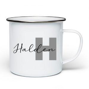 Halden koppen - Unike kopper med ditt stedsnavn - Ztili.no