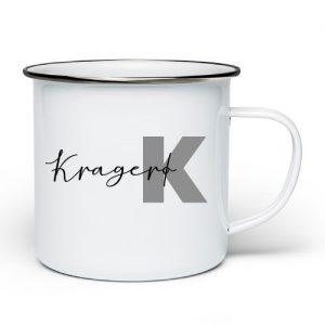 Kragerø koppen - Unike kopper med ditt stedsnavn - Ztili.no