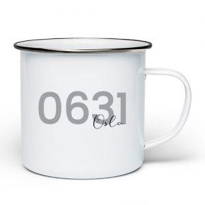 Oslo koppen med postnummer - Unike kopper med identitet - Ztili.no
